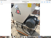 Ball And Jewell Plastic, Rubber Granulator 15 Hp Mvp1012 Parts Or Rebuild