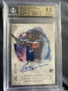 2019 Topps Inception Mystery Auto Vladdy Guerrero Jr /125 Bgs 9.5 Mint Rc Pop 7