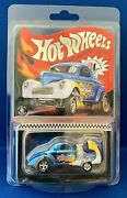 2020 Hot Wheels Rlc Selections Series And03941 Willys Gasser Wild Blue Exclusive New