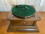 Hmv His Master's Voice Gramophone Model Vii Grammophon Without Horn