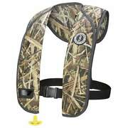 Mustang Mit 100 Inflatable Pfd Manual Camo Md2014c3-261