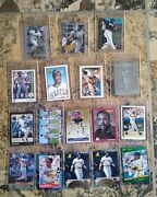 Huge Barry Bonds Lot. Almost 200 Baseball Cards Pirates Giants Odd Ball Cards