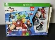New - Disney Marvel Infinity 2.0 Starter Pack Xbox One - See Photos