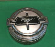 1968 68 Ford Mustang Fuel Tank Gas Cap W/ Ring Oem