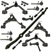 15 Pc For Control Arms Center Link Kit Ford Expedition F150 Lincoln Navigator