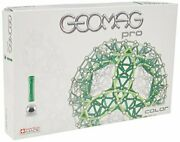 Geomag World Pro Metal Building Kit Color 100 Pieces 064 W/tracking