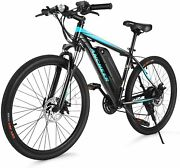 26 350w Electric Bike Variable Speed Electric Mountain Bicycle E-bike 22miles -