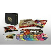 Metal Max 30th Anniversary Soundtrack Limited Box Cd Poster Booklet Set Presale