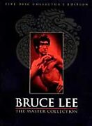 Bruce Lee - The Master Collection Dvd 1999 5-disc Set