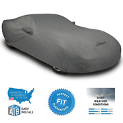 Car Cover Triguard For Chevy Ssr Coverking Custom Fit