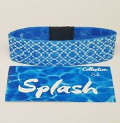 Pp Splash Med Zox Water Swimming Paper Card 1000 Made Worldwide Blue 945