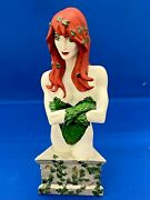 Adam Hughes Poison Ivy Women Of The Dc Universe Bust Dc Direct Figurine New Htf