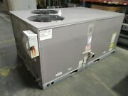 Carrier Rooftop Unit 48tced08a2a5a0a0a0 7.5-ton 60hz 3ph 208/230v Used