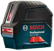 Bosch 65 Ft. Self-leveling Cross-line Laser Level With Plumb Points