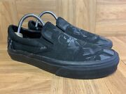 Rare🔥 X Star Wars Darth Vader Blackout Sneakers Slip On Sz 6.5 Menand039s