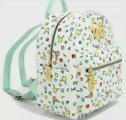 Pokemon Pikachu And Eevee Retro Mini Backpack-box Lunch Exclusive