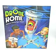 Drone Home Game With Real Flying Drone Open Box