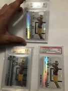 Aaron Rodgers 2005 Leaf Certefied 2005 Rare Lot