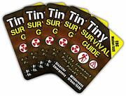 Tiny Survival Guide A Life Insurance Policy In Your Pocket - The Ultimate Andldquosurv