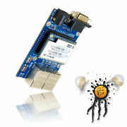 Rs232 Seriell Serial To Tcp-ip Wlan Wifi Ethernet Rs232 Max3232 Router Board