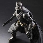 Pa Armored Batman Gen2 Action Figures Play Arts Models Collectable Toys