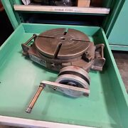 Bridgeport - 12 Rotary Table - For Milling Machines - 3459