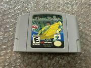 Stunt Racer 64 Nintendo 64 N64 -- Authentic Game Cart Only -- Tested