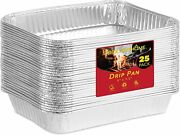 Bbq Grill Griddle Oil Drip Pan Liner Weber Grease Tray Aluminum Foil Disposable.