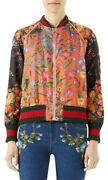 2017 Loved Panther Bomber Jacket Rrp Andpound2090
