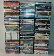 New Sealed 137 Dvd Lot Comedy Tv Series Drama Thriller Kids Family Movies