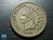 1860 Indian Head Cent Penny -- Make Us An Offer K4232