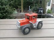 112 About Gama Tractor Mercedes Benz Trac 1300 Exellent Cond Vintage Selten
