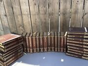 Classics Of The Old West-time Life-complete 31 Bk Set W/all Insirts And Bookplates