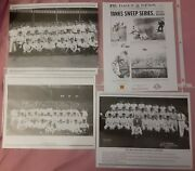 Daily News Special Collector's Edition 100th Anniversary Yankees Champs Photos