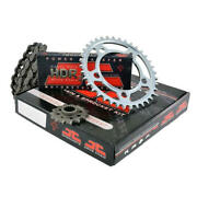 Chain And Sprockets Set Jtk000500 Ducati 800 Monster S2r With Jt750b Carrier 800
