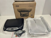 Pyle Plrd146 Car Roof Mount Dvd Player Monitor 13.3 Inch Vehicle Flip Down