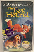 A Walt Disney Classic The Fox And The Hound / The Original Animated Classic