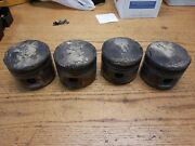 Continental A-65 Pistons