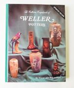 Encyclopedia Of Weller Pottery Identification Huxford Hardcover Book 1992
