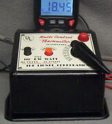 Lionel Type Rw-110 Watt Transformer-updated-cleaned-serviced-w/whistle Ex++cond