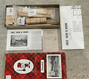 Campbell Scale Models Ho Saez Sash And Door Kit 2 417