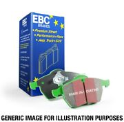 Ebc Greenstuff Front Brake Pads For 97 Acura Cl 2.2