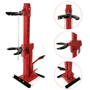 3 Ton Coil Spring Compressor Auto Strut Hydraulic Tool 6600lbs Height Adjustable