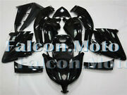 Glossy Black Injection Plastic Fairing Fit For Yamaha Tmax530 2012 2013 2014 Ban