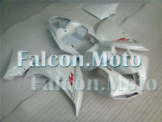 Pearl White Injection Molded Fairing Fit For 2009-2011 Yzf R1 Abs Plastic Jao