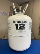 R-12 Refrigerant 30 Lbs Tank Full And Sealed