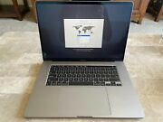 Apple Macbook Pro 16 - I9 32gb 1tb Applecare To 2023 - Excellent Condition