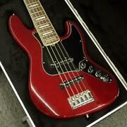 Fender Usa American Deluxe Jazz Bass Active Passive Switchable 5-string