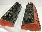 400 Small Block V8 Chevy Engine Heads