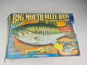 Vintage Big Mouth Billy Bass Singing Fish - Dont Worry - 1999 Gemmy Industries